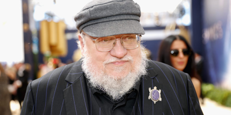 Winds of Winter Release Date Updates- George RR Martin gives fresh hints on the Book Progress