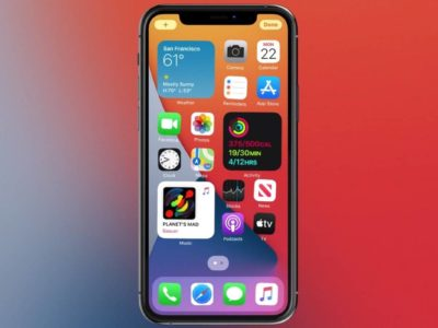 Apple iOS 14 accused of copying Android Features, similar App Drawer and Picture Functions