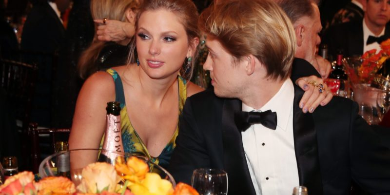 taylor swift and joe alwyn 1
