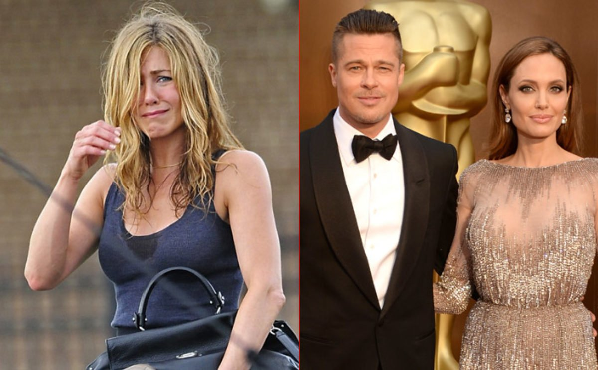 Angelina Jolie wants to Steal Brad Pitt away from Jennifer Aniston