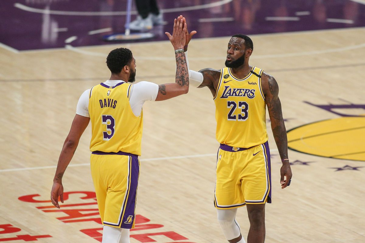 Anthony Davis claims Lakers will Win the NBA Title after the Game Restart