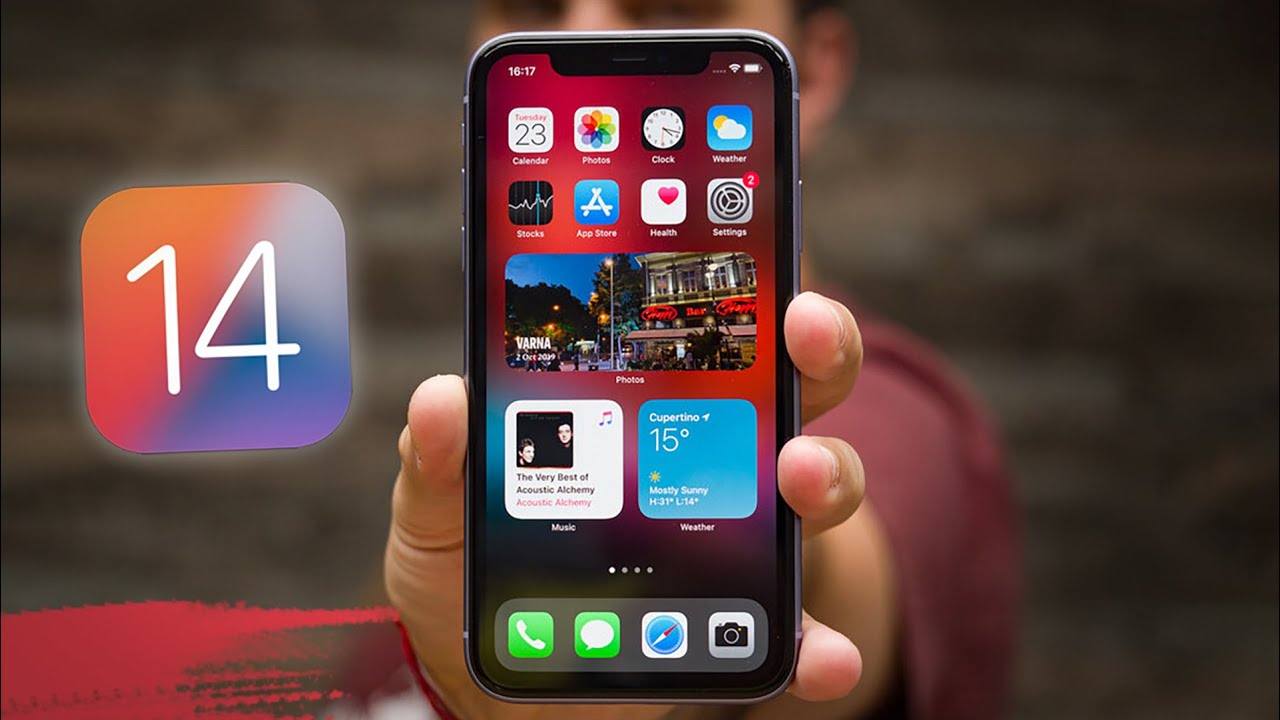 Apple iOS 14 Release Date and New FeaturesApple