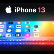 Apple iPhone 13 Concept Video- Wraparound Displays and No Side Buttons on the Future iPhone