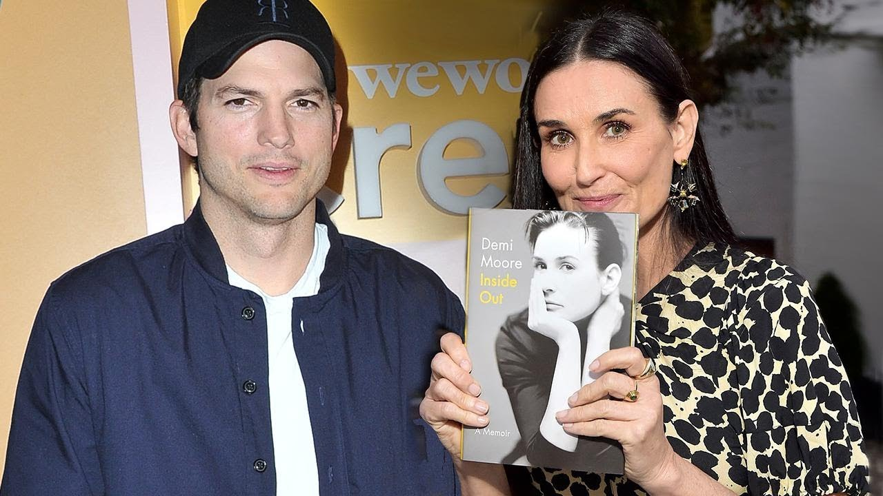 Ashton Kutcher to Expose Demi Moore after her Cheating Allegations