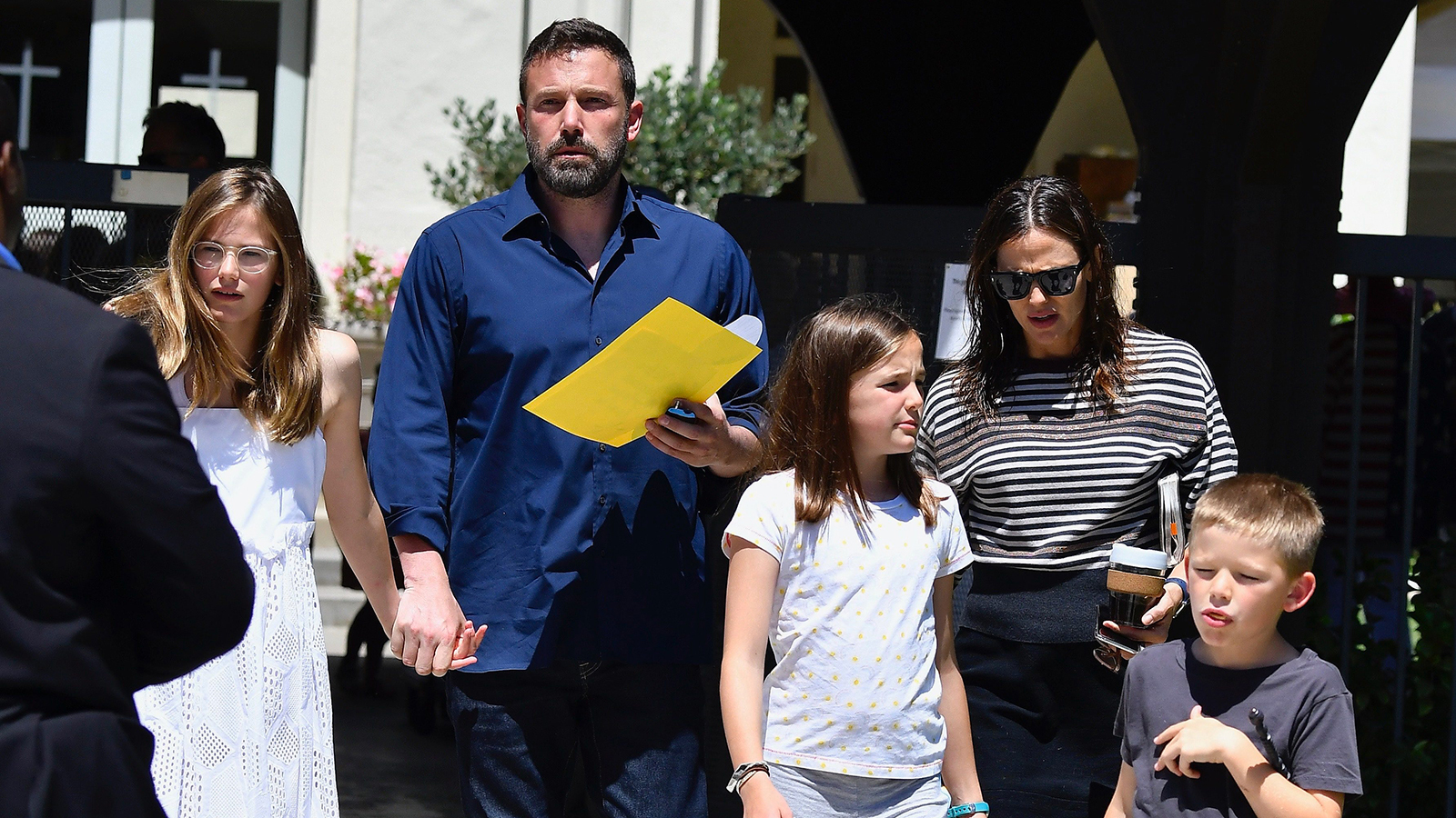 Ben Affleck is Trying to be the Perfect Dad