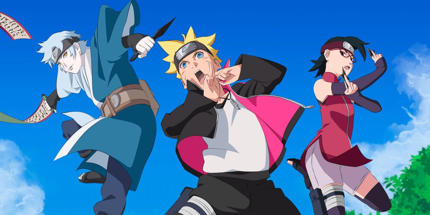 Boruto Episode 158 Preview, Synopsis and Spoilers