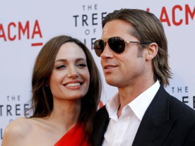 Brad Pitt, Angelina Jolie Patch Up Rumors- Ex-Couple planning to get back Together for the Kids