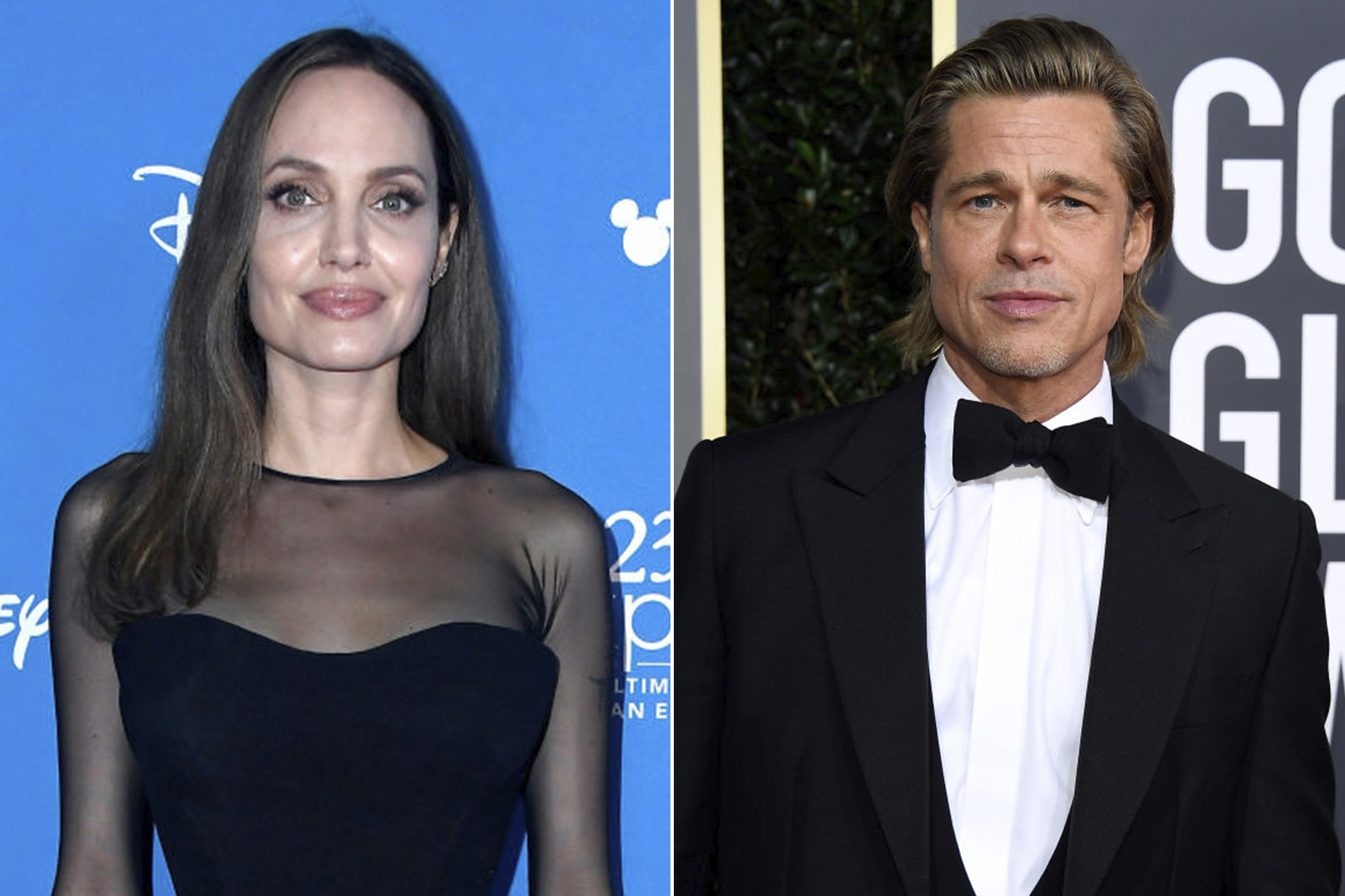 Brad Pitt, Angelina Jolie Patch Up Rumors and Real Truth