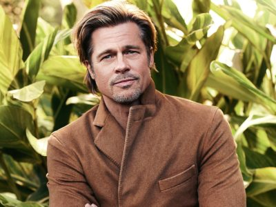 Brad Pitt Geena Davis Dating Rumors- Couple Planning a Romantic Reunion Dinner