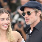 Brad Pitt, Margot Robbie Dating Rumors- Once Upon a Time in Hollywood Stars are in Love?