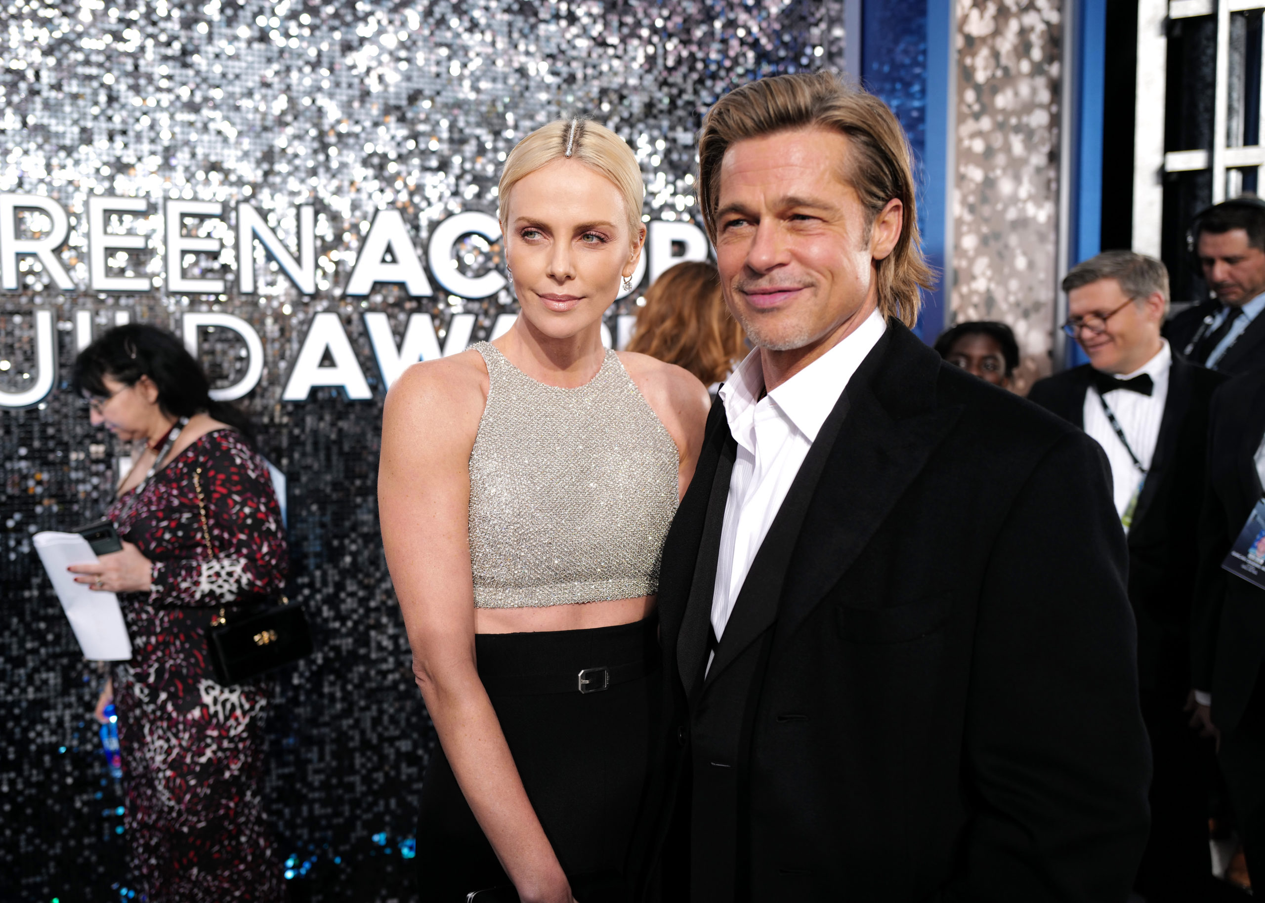 Brad Pitt and Charlize Theron will be the Next Power Couple