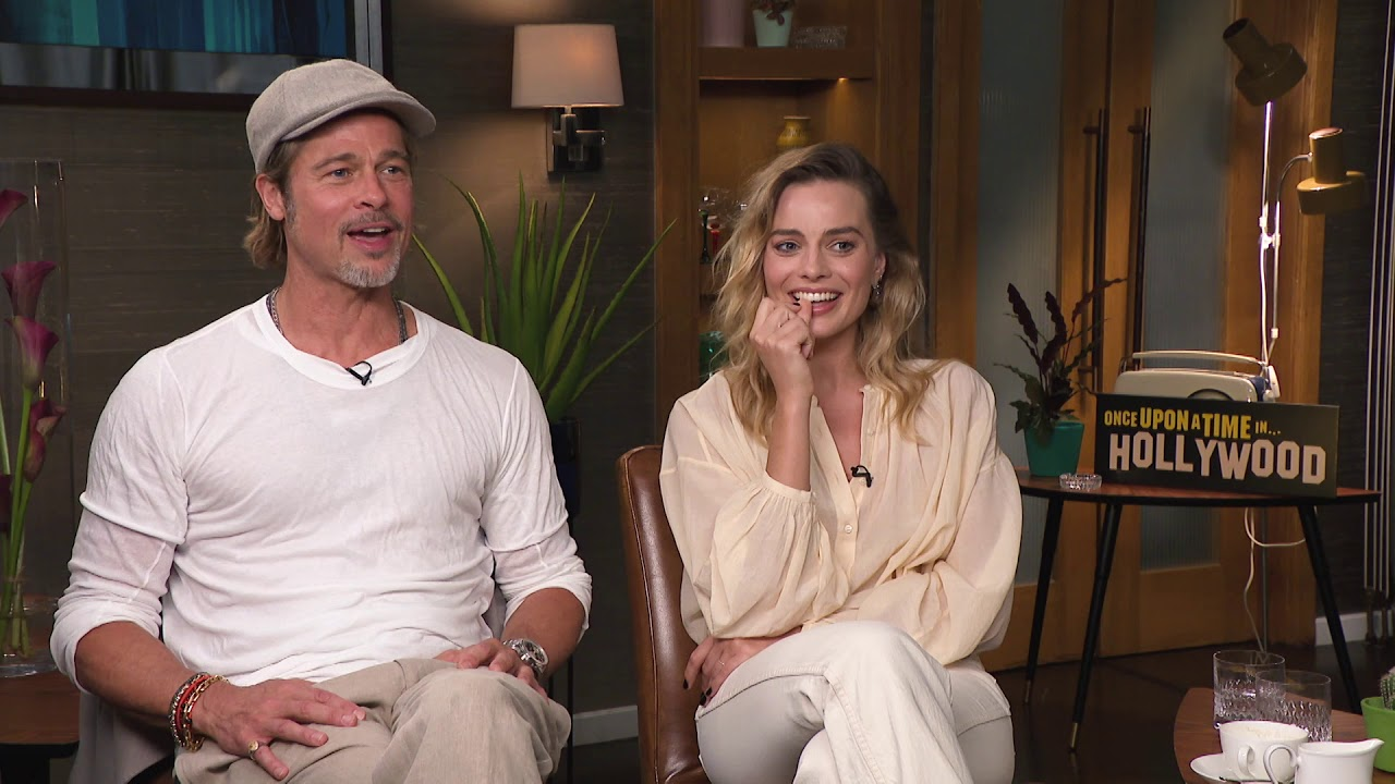 Brad Pitt confessed his Love to Margot Robbie after her Failed Marriage