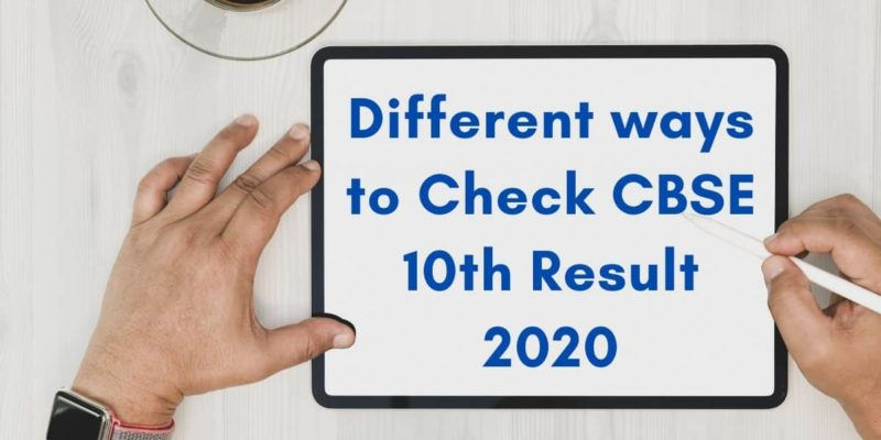 CBSE 10th Board Result Check Alternate Methods- How to View Result if Official Website is Down?