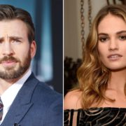 Chris Evans, Lily James Dating Rumors- Couple parties in London Club and shares a Hotel