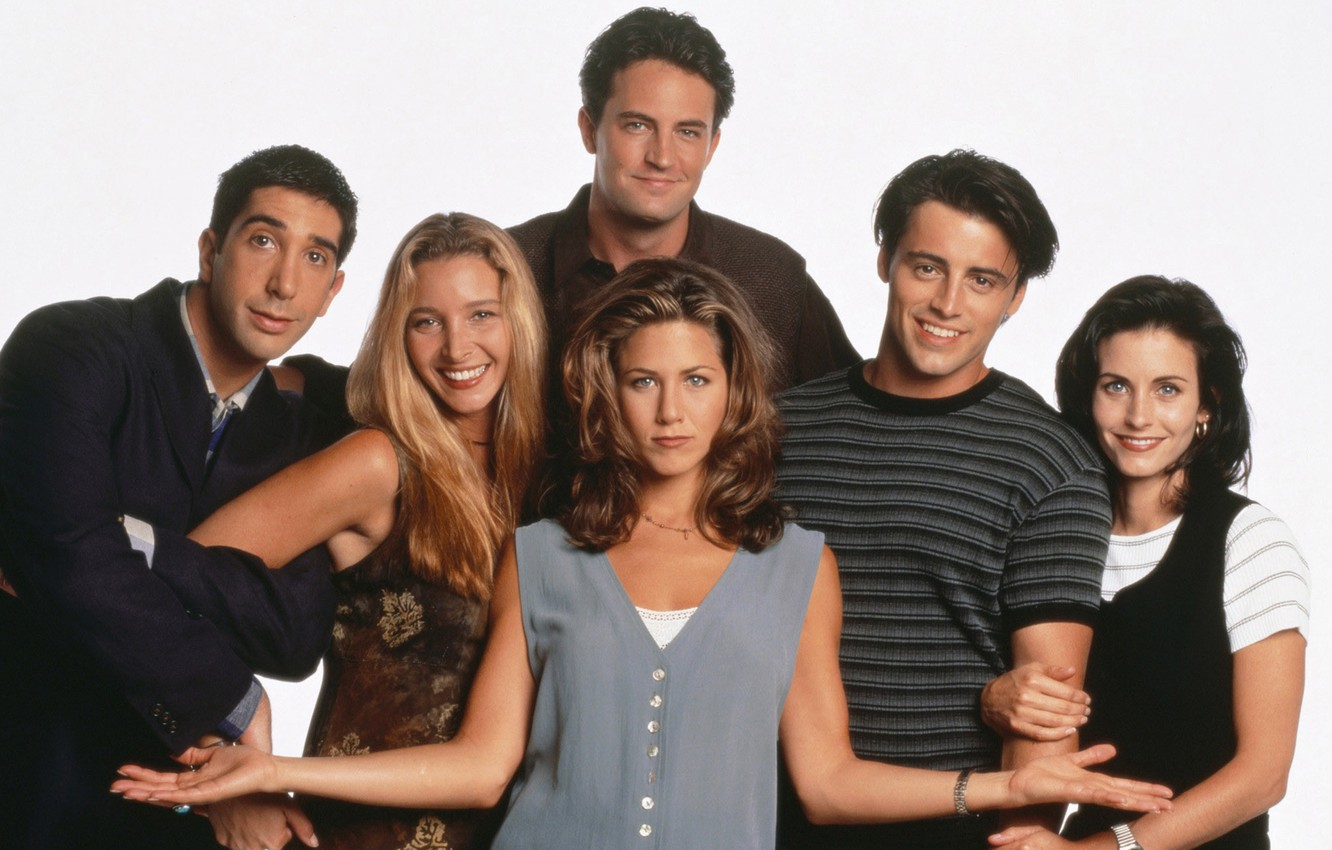 David Schwimmer on Friends Reunion filming and Release Date