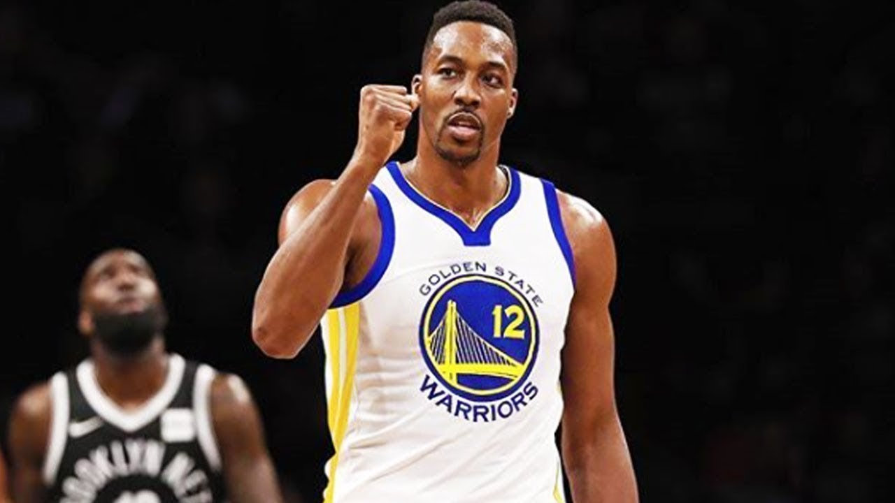 Dwight Howard trade deal with Warriors in Free Agency