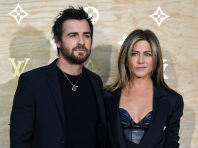 Jennifer Aniston, Justin Theroux Patch Up Rumors- Ex-Husband shows Support to the Actress