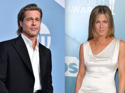 Jennifer Aniston helped Brad Pitt to Win him back after Divorce with Angelina Jolie