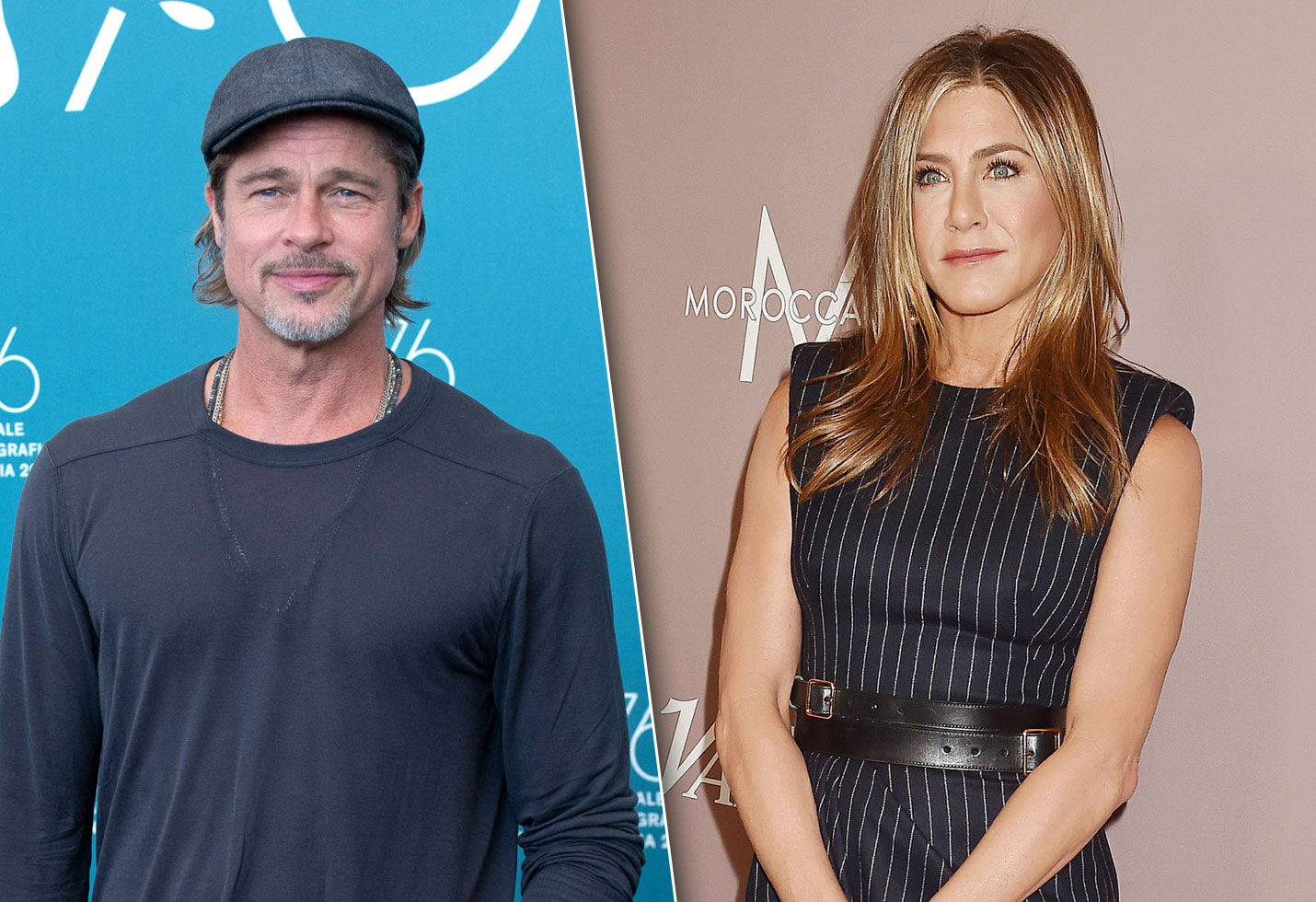 Jennifer Aniston wants to go Mexico with Brad Pitt when its Safe