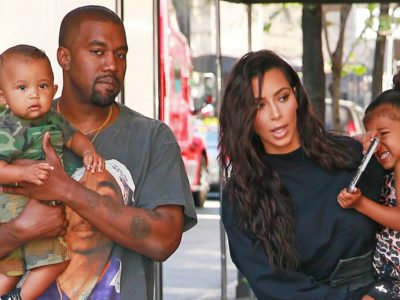 Kanye West, Kim Kardashian Divorce Rumors- Kanye is creating a lot of Trouble for Kim and the Kids