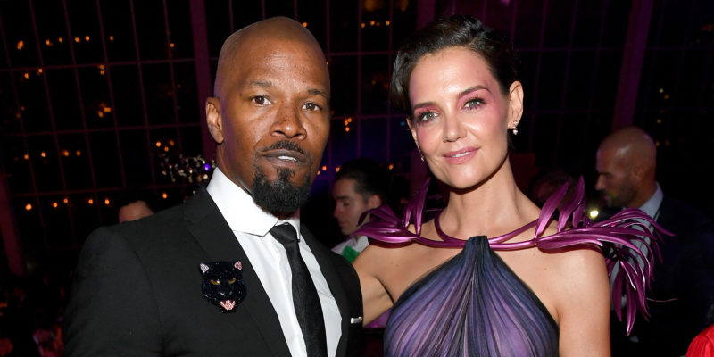 Katie Holmes, Jamie Foxx Break Up Reasons- Why did the Couple ended their Relationship?