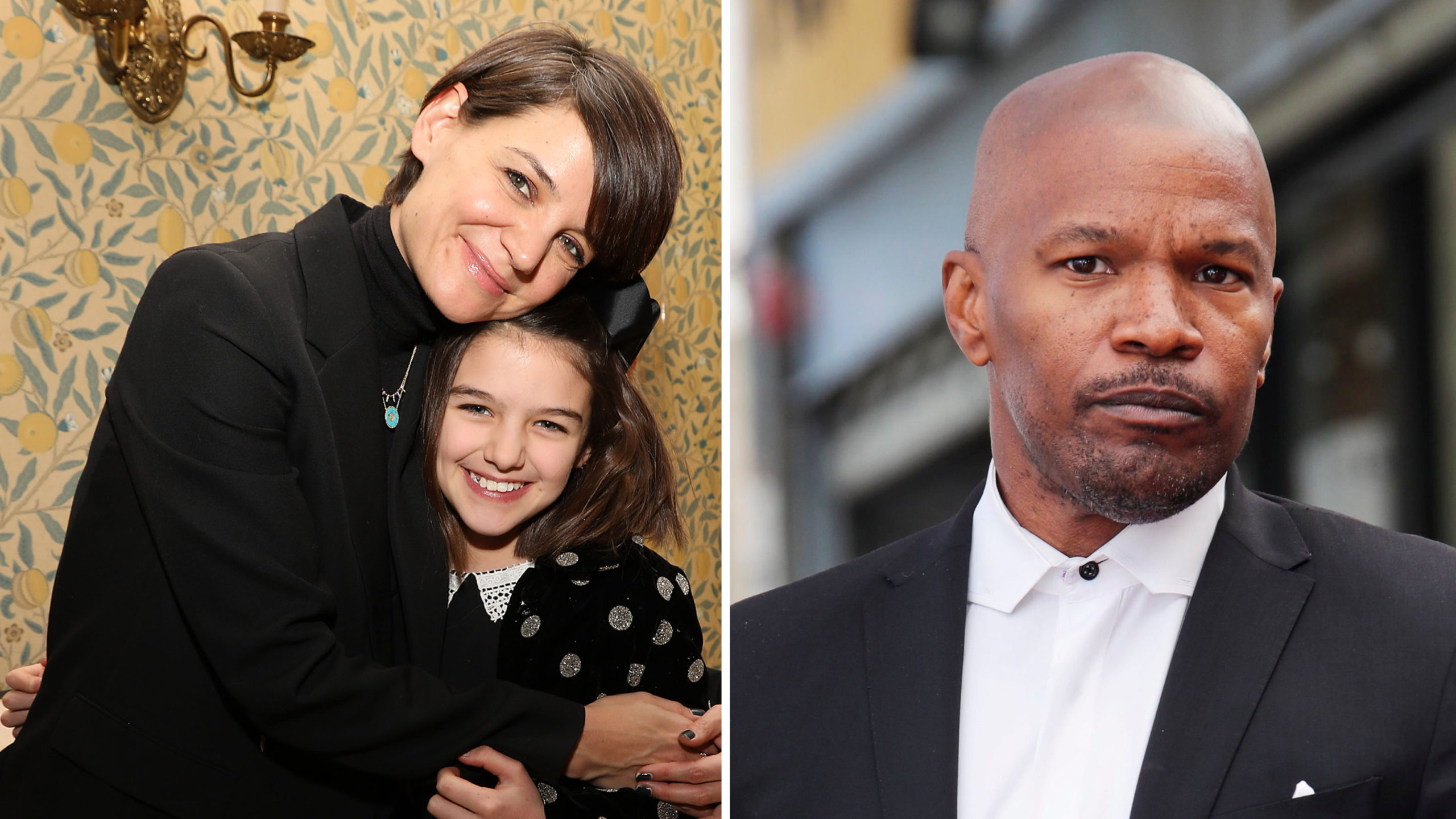 Katie Holmes wanted a Baby with Jamie Foxx