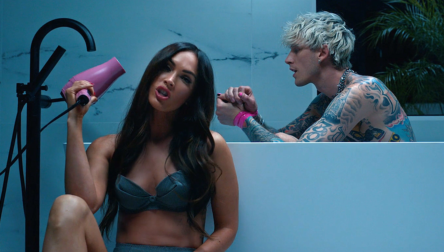 Megan Fox and Machine Gun Kelly hints Marriage Plans in Interview