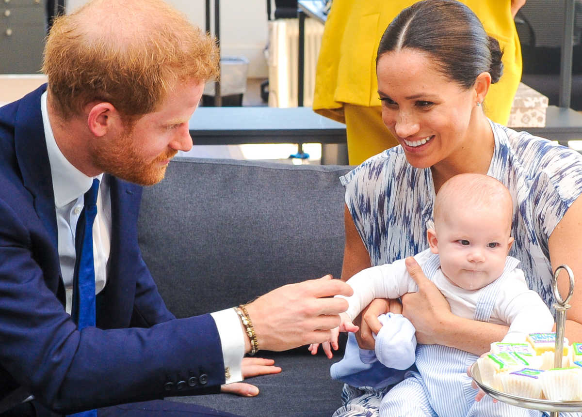 Meghan Markle wants a Divorce from Prince Harry after Second Child
