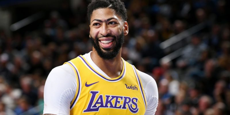 NBA Restart Predictions- Anthony Davis claims Lakers will win the Trophy after getting Enough Rest