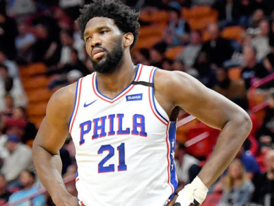 NBA Rumors- Warriors deal with Joel Embiid in Exchange for Andrew Wiggins, Eric Paschall