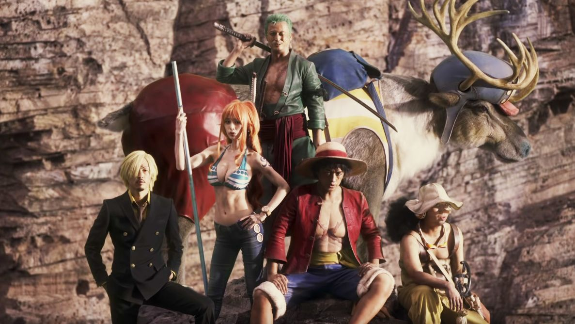 Netflix Live-Action One Piece Release Date and COVID-19 Delay