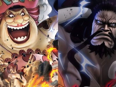 One Piece Chapter 985 Spoilers Leaked- Kaido teams up with Big Mom to become the Pirate King