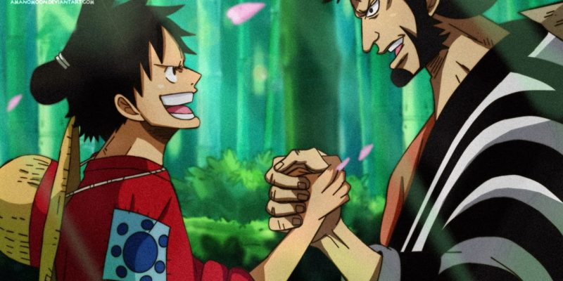 One Piece Chapter 986 Spoilers, Full Summary- The Scabbards attacks Kaido, Luffy frees Yamato