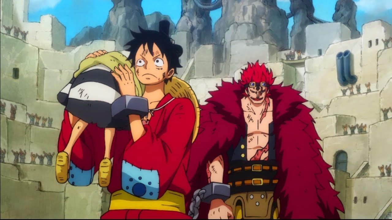 One Piece Episode 934 Watch Online in English Sub and Dub
