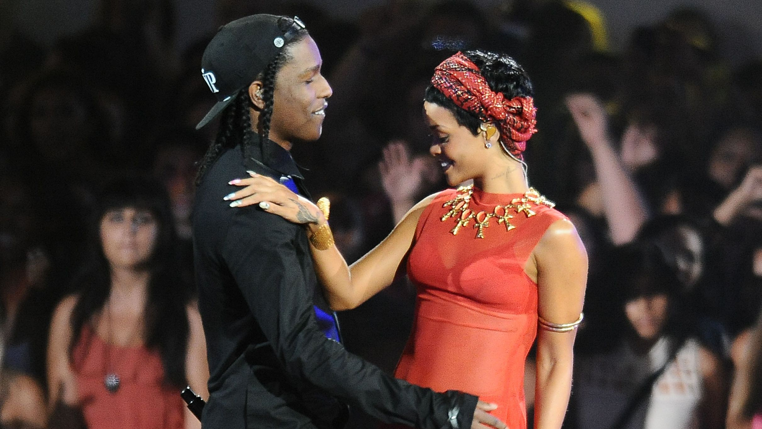 Rihanna, ASAP Rocky Dating Rumors and Real Truth