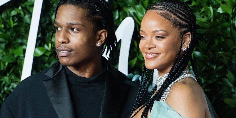 Rihanna and ASAP Rocky Dating Rumors- Singer and Rapper are Hanging Out a Lot