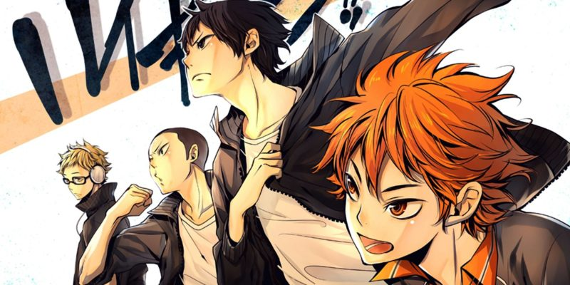 What to Read after Haikyuu Ends? Similar Manga and Anime Series Recommendations