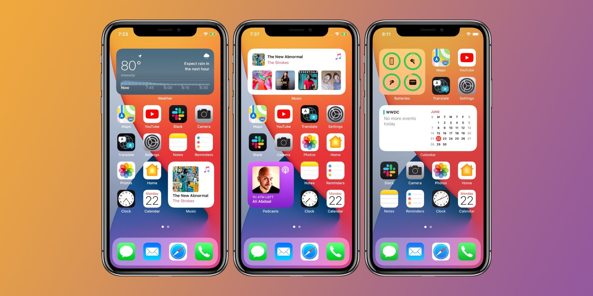 iOS 14 Update Compatibility- List of Supported iPhones