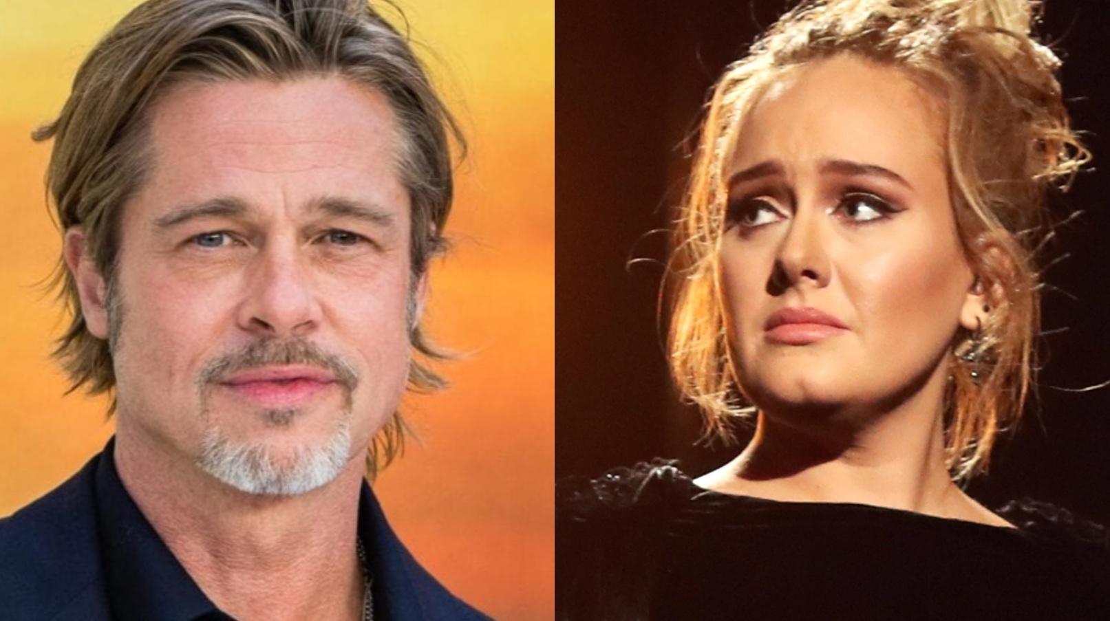 Adele and Brad Pitt Dating Rumors