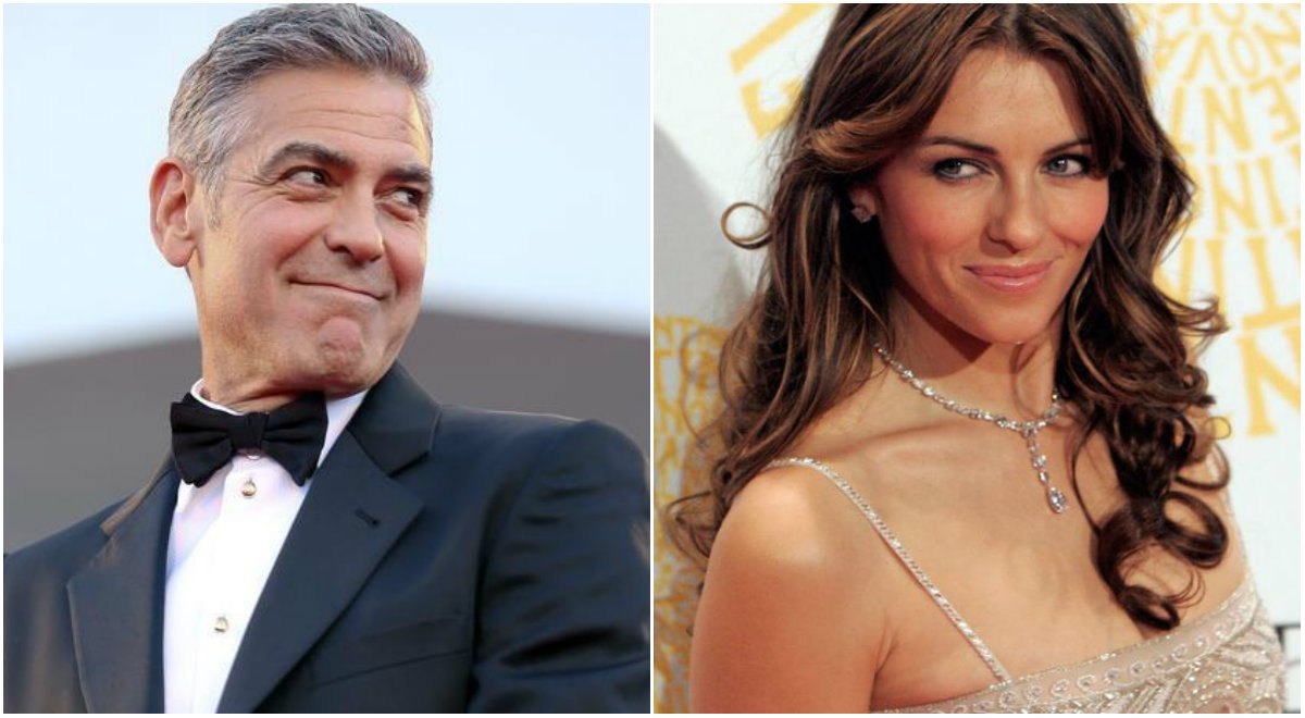 Amal Clooney is Angry at Elizabeth Hurley for Flirting with George Clooney