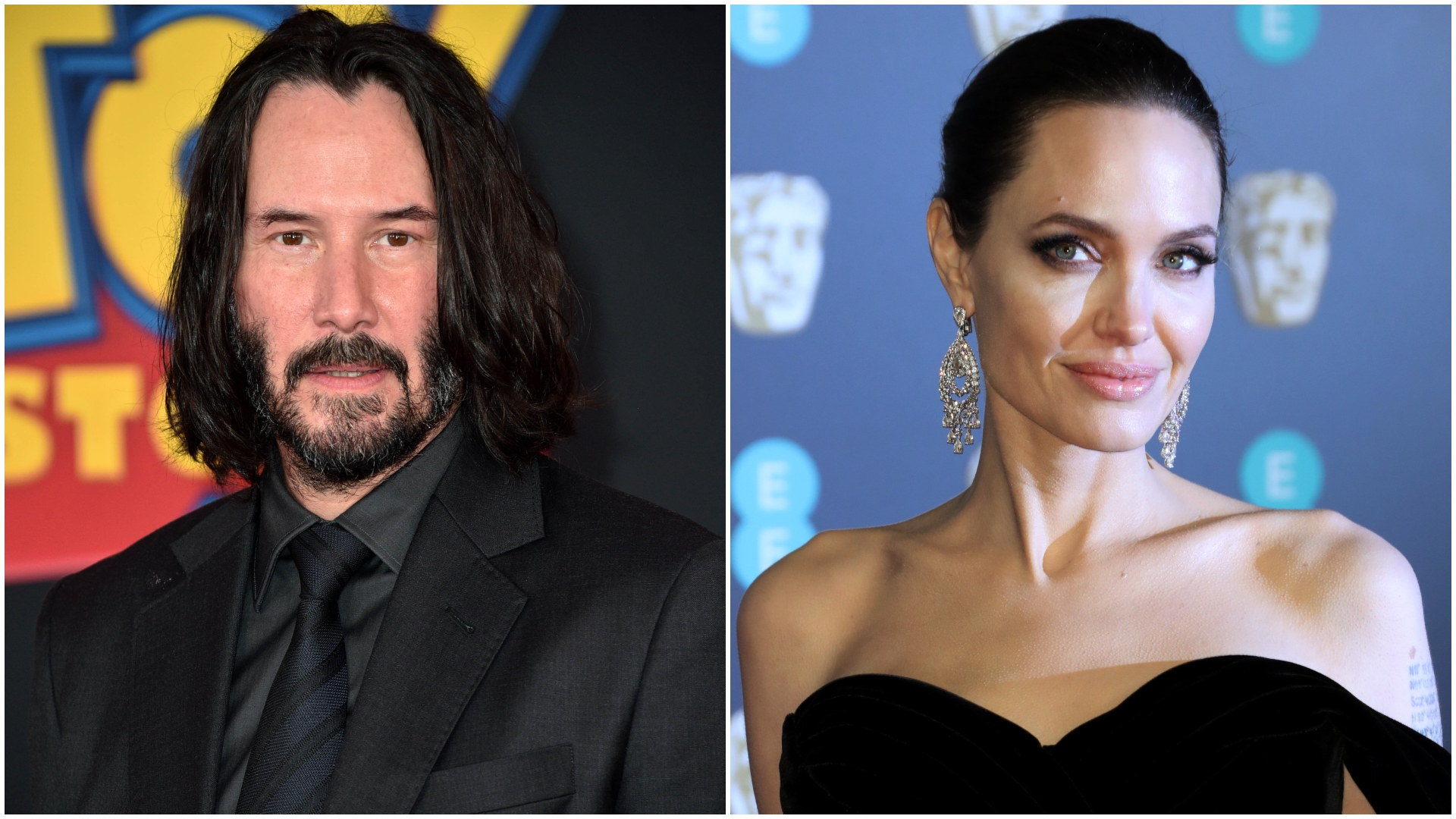 Angelina Jolie Dating Rumors with Hollywood Stars