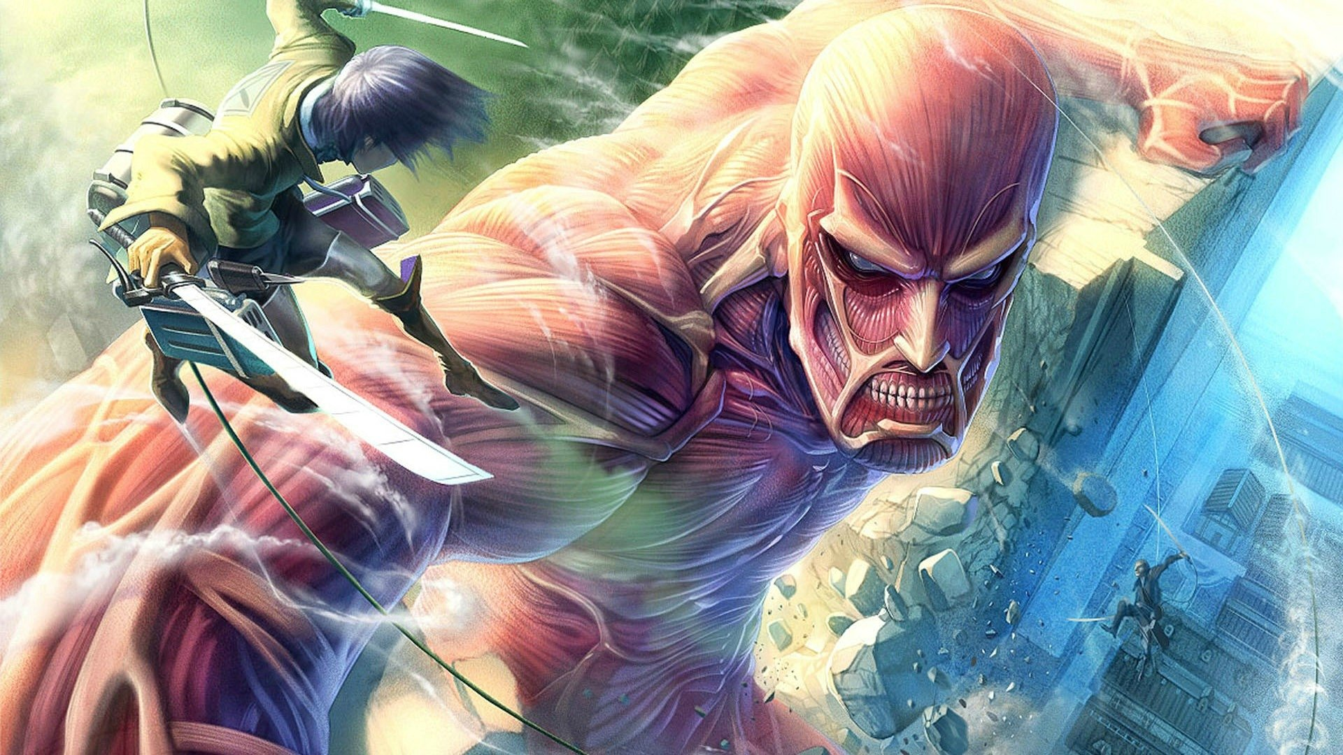 Attack on Titan Chapter 131 Release Date, Raw Scans and Read Online