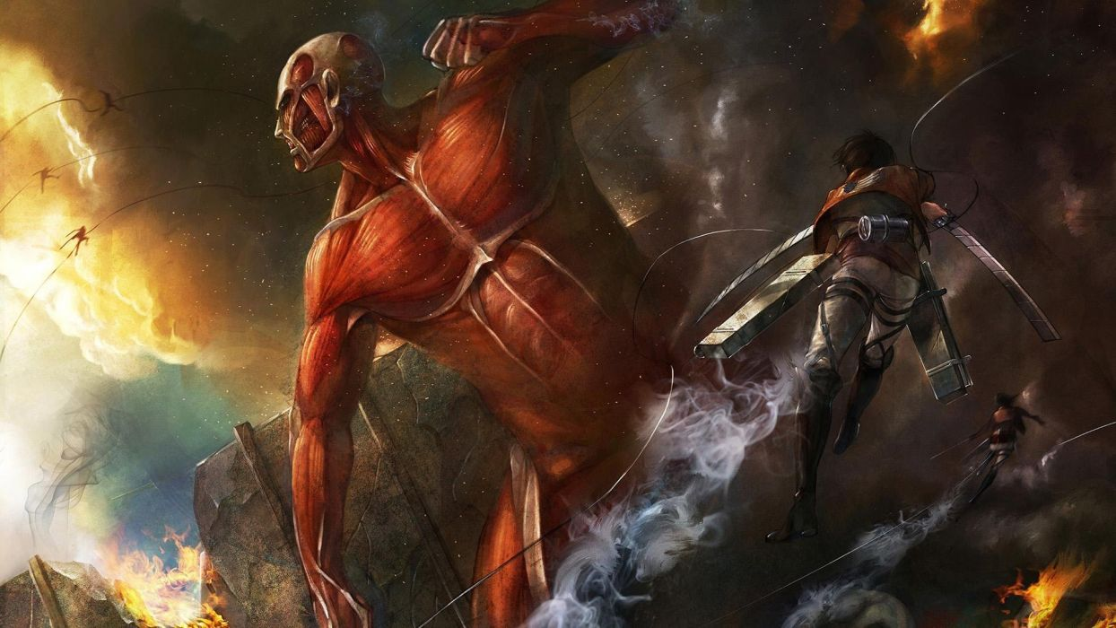 Attack on Titan Season 4 Release Date is set to 2021?