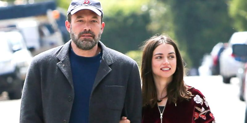 Ben Affleck, Ana de Armas Breakup Rumors- Ben working out to Death in Fear of getting Dumped