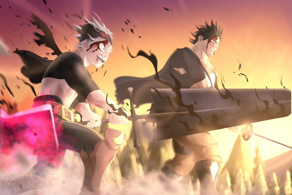 Black Clover Chapter 262 Leaks and Spoilers: Nacht trains Asta, Charlotte  wants to save Yami - BlockToro
