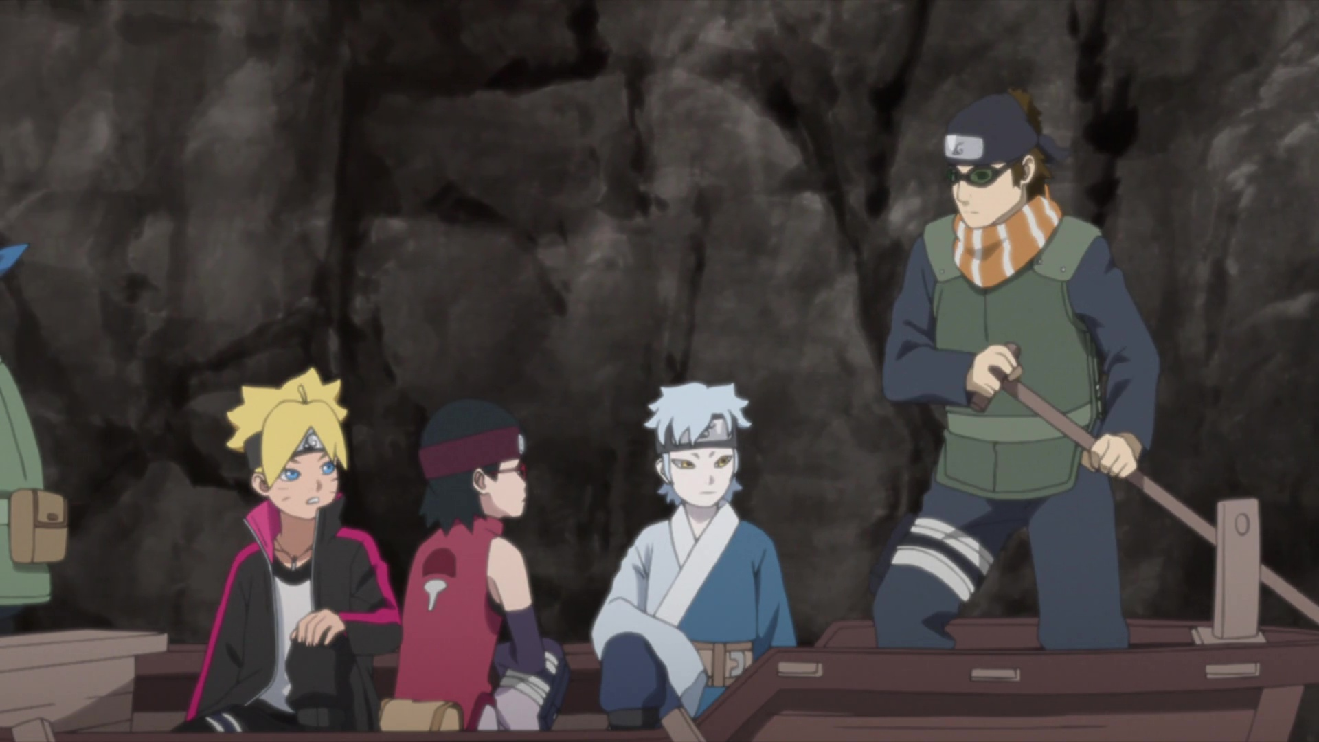 Boruto Episode 161 Release Date, Preview and Spoilers