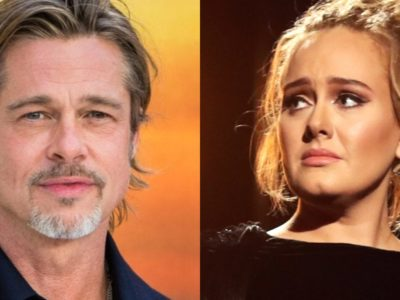 Brad Pitt, Adele Dating Rumors Actor constantly Flirting and Hanging out with the Singer