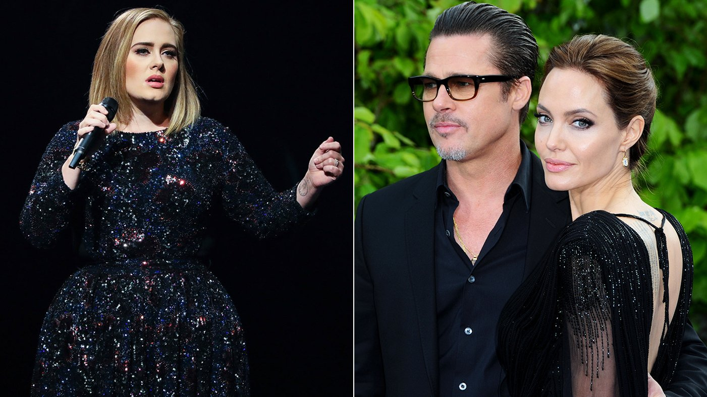 Brad Pitt, Adele Dating Rumors and Real Truth