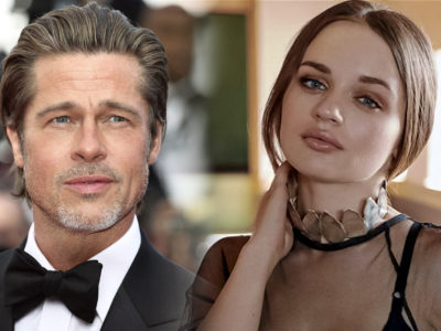 Brad Pitt Rumors- Actor casts Son's Crush Joey King in 'Bullet Train' to Get Close with Maddox