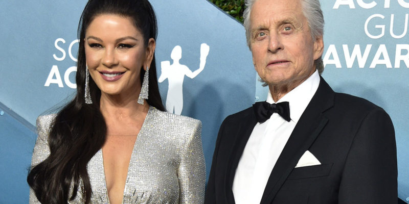 Catherine Zeta-Jones, Michael Douglas Divorce Rumors- Actress to leave Husband over Age Gap